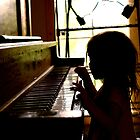 The Young Pianist by Tymlaird