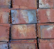 On the Tiles by Yampimon
