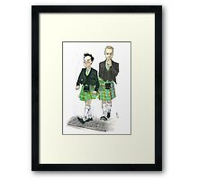 A Light Breeze... Framed Print