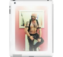 Troy- Leather Package iPad Case/Skin