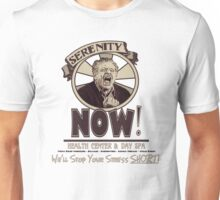 Serenity NOW Health Center & Day Spa Unisex T-Shirt