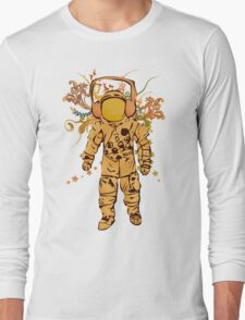 Vintage Spaceman Long Sleeve T-Shirt