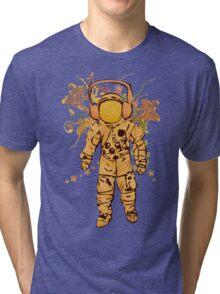 Vintage Spaceman Tri-blend T-Shirt
