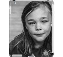 eye gazing iPad Case/Skin