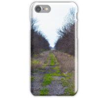 Abandoned Railroad  iPhone Case/Skin