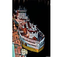 Night Berthing Photographic Print