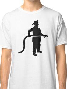 Firefighter Fireman Classic T-Shirt