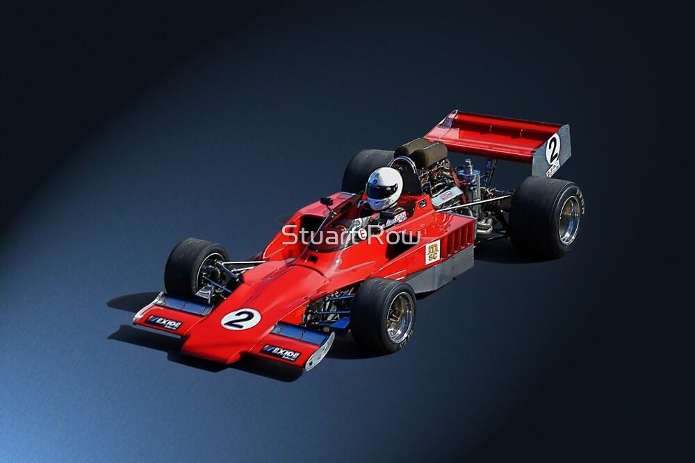 Lola T332 by Stuart Row