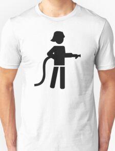 Firefighter Fireman T-Shirt