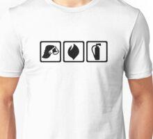 Firefighter equipment Unisex T-Shirt