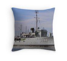 H.M.A.SA Castlemaine Williamstown Australia Throw Pillow