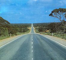 Eyre Highway by georgieboy98