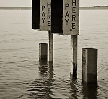 Pay Here by Charles Dobbs Photography