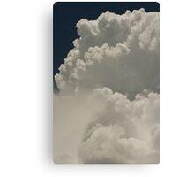 Cloud Stack Canvas Print