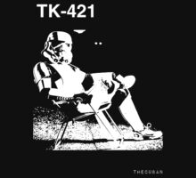 TK-421 by thecuban