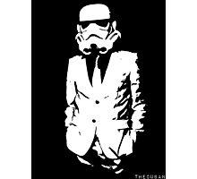 Classy Trooper Photographic Print