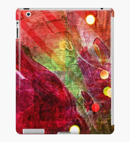 Friday night at the club iPad Case/Skin