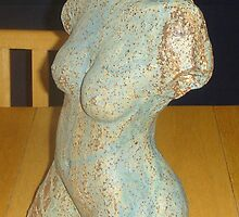 Torso Front by Annie Wise