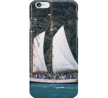 We are sailing, we are sailing, home again across the sea.......! iPhone Case/Skin