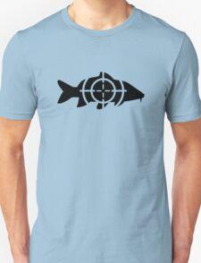 Carp fish crosshairs T-Shirt