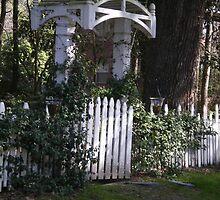 Garden Gate by Rebekah  McLeod