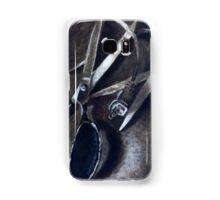 Wires and Scissors  Samsung Galaxy Case/Skin