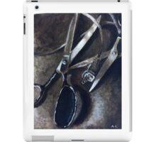 Wires and Scissors  iPad Case/Skin