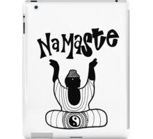 """""""Namaste"""" Buddha iPad Case/Skin"""