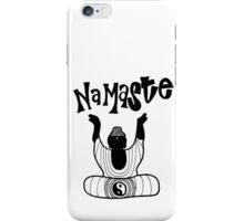 """""""Namaste"""" Buddha iPhone Case/Skin"""