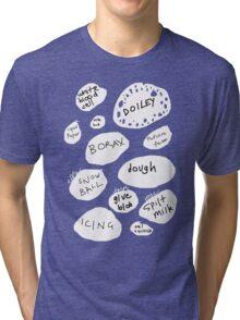 'The White Album' Tri-blend T-Shirt