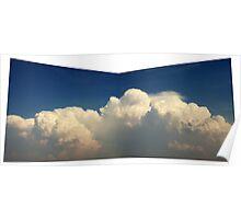 cloud mass Poster