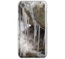Droplets Frozen in Time  iPhone Case/Skin