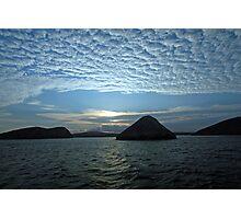 Galapagos  Cumulus  Photographic Print