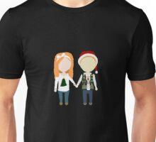 Weirdo/Control Freak - Lafontaine & Perry Stylized Print Unisex T-Shirt