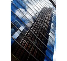 Reflections of Scotiabank Photographic Print