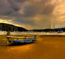 Approaching Storm No 2 by Rosalie Dale