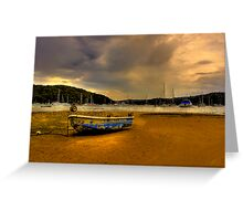 Approaching Storm No 2 Greeting Card