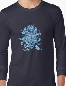 Lucky Dragon 3 Long Sleeve T-Shirt