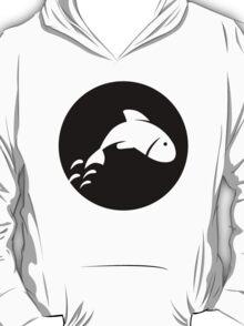 Fish moon T-Shirt