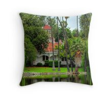 Fantasy Island Throw Pillow