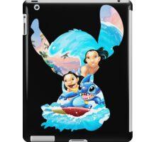 Stitch And His Ohana iPad Case/Skin