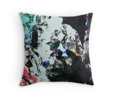 Laboratory 9 Throw Pillow