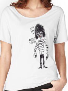 'Ratcat Groupie' Women's Relaxed Fit T-Shirt