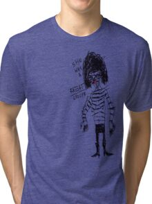 'Ratcat Groupie' Tri-blend T-Shirt