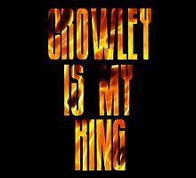 Crowley is my king by JessiBSB