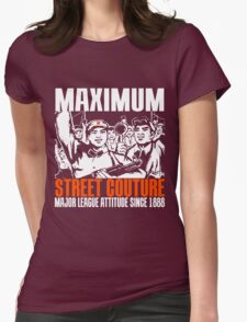 MXC:FASHION FOR THE MASSES Womens Fitted T-Shirt