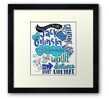 Jack Gilinsky Framed Print