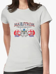Ode to Maelstrom Womens Fitted T-Shirt