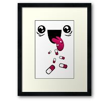 Happy Pills Framed Print