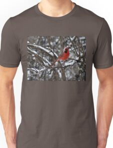 Beauty in the Snow. Unisex T-Shirt